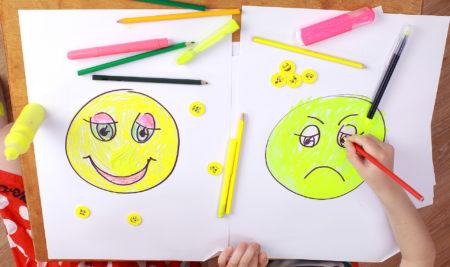 MI CONOSCO, CRESCO, MI EMOZIONO – IMPARARE A RICONOSCERE LE EMOZIONI